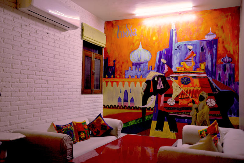 Hide-In Hostel Delhi