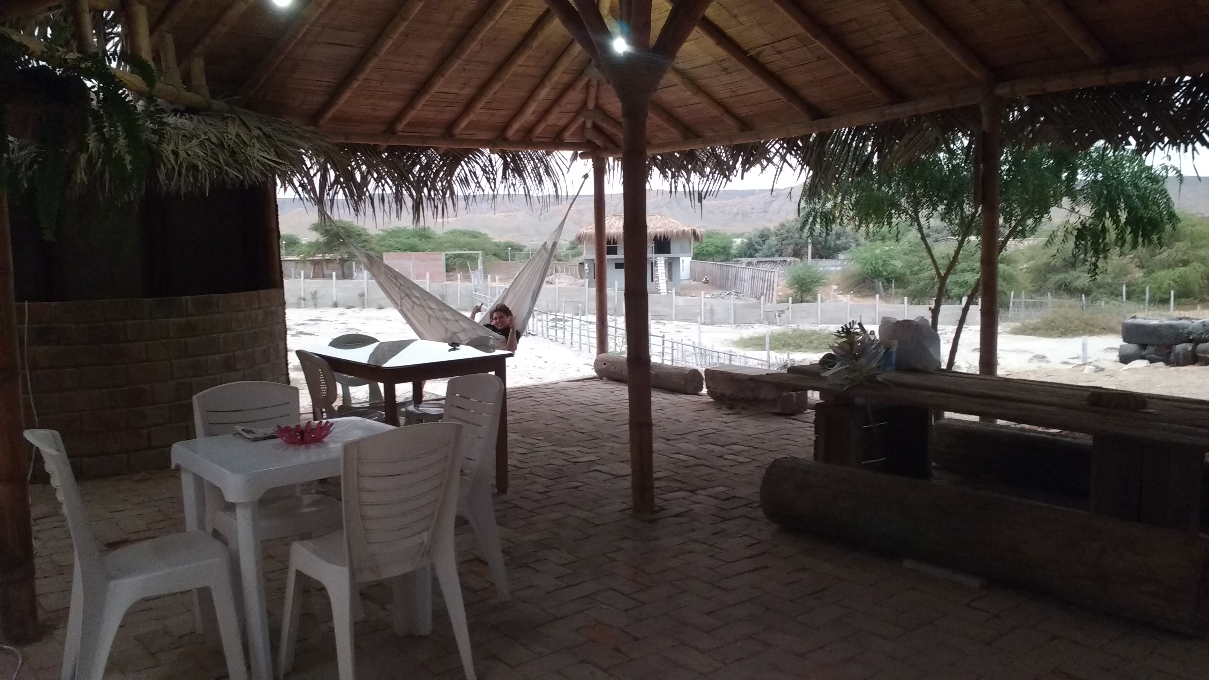 Ecodelfinazul Hostel
