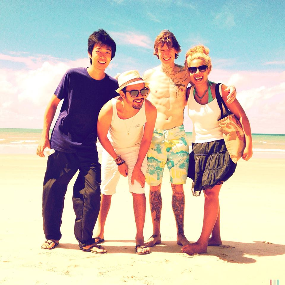 Piratas da Praia Hostel CoWorking - Recife