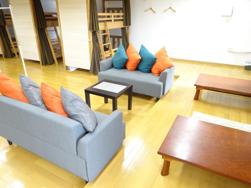 T?K Hostel Kobe Sannomiya East