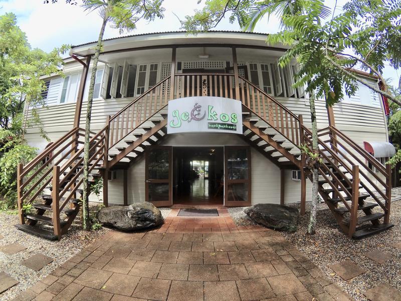 Geckos Backpackers Cairns Pty Ltd