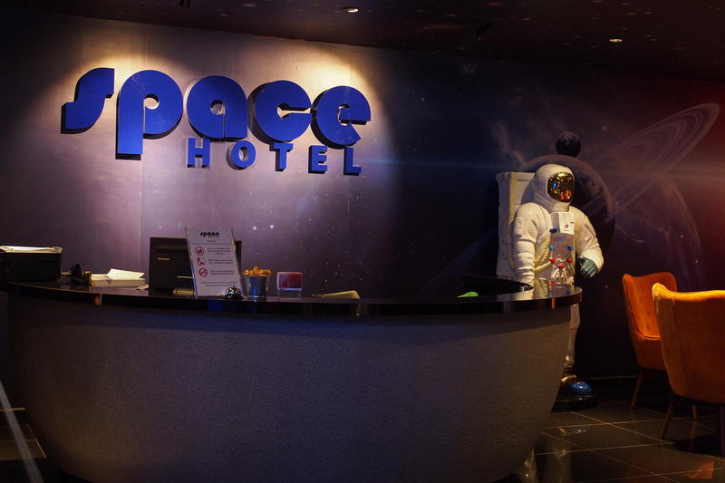 Space Hotel @ China Town Kuala Lumpur