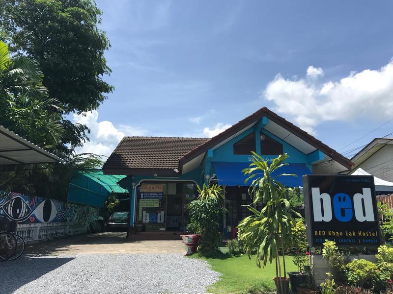 Bed Khaolak Hostel