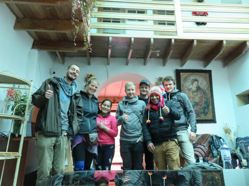 Inti Garden Cusco Boutique Hostel