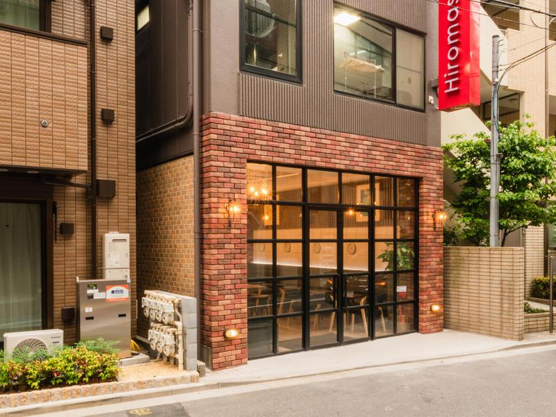 Hiromas Hostel in Ueno