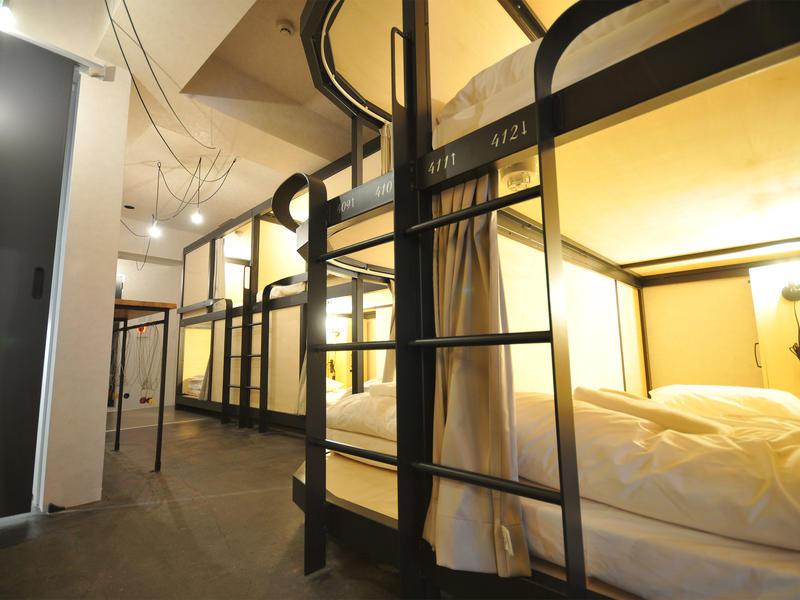 Hiromas Hostel in Yokohama
