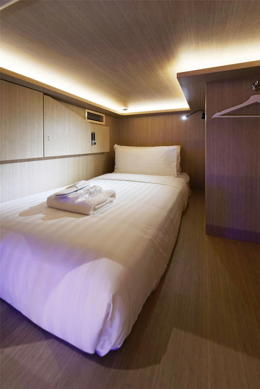 HOSTEL - Cube - Boutique Capsule Hotel @ Kampong Glam