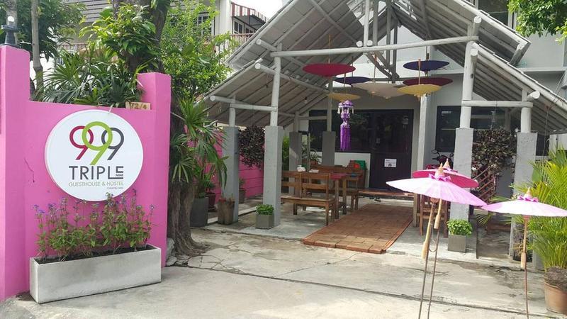 Triple Nine Guesthouse & Hostel Chiang Mai