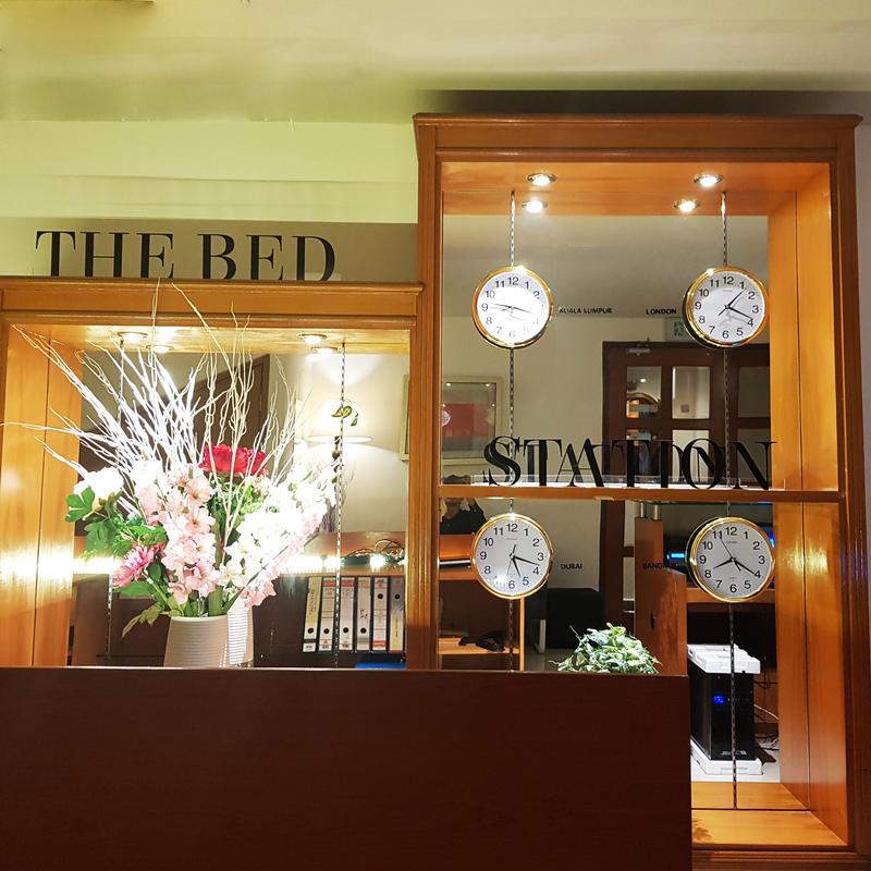 The Bed Station By Goldbrick