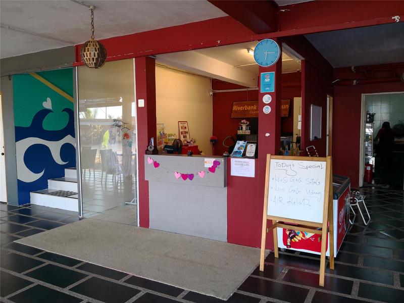 Riverbank Dungun Guesthouse & Cafe
