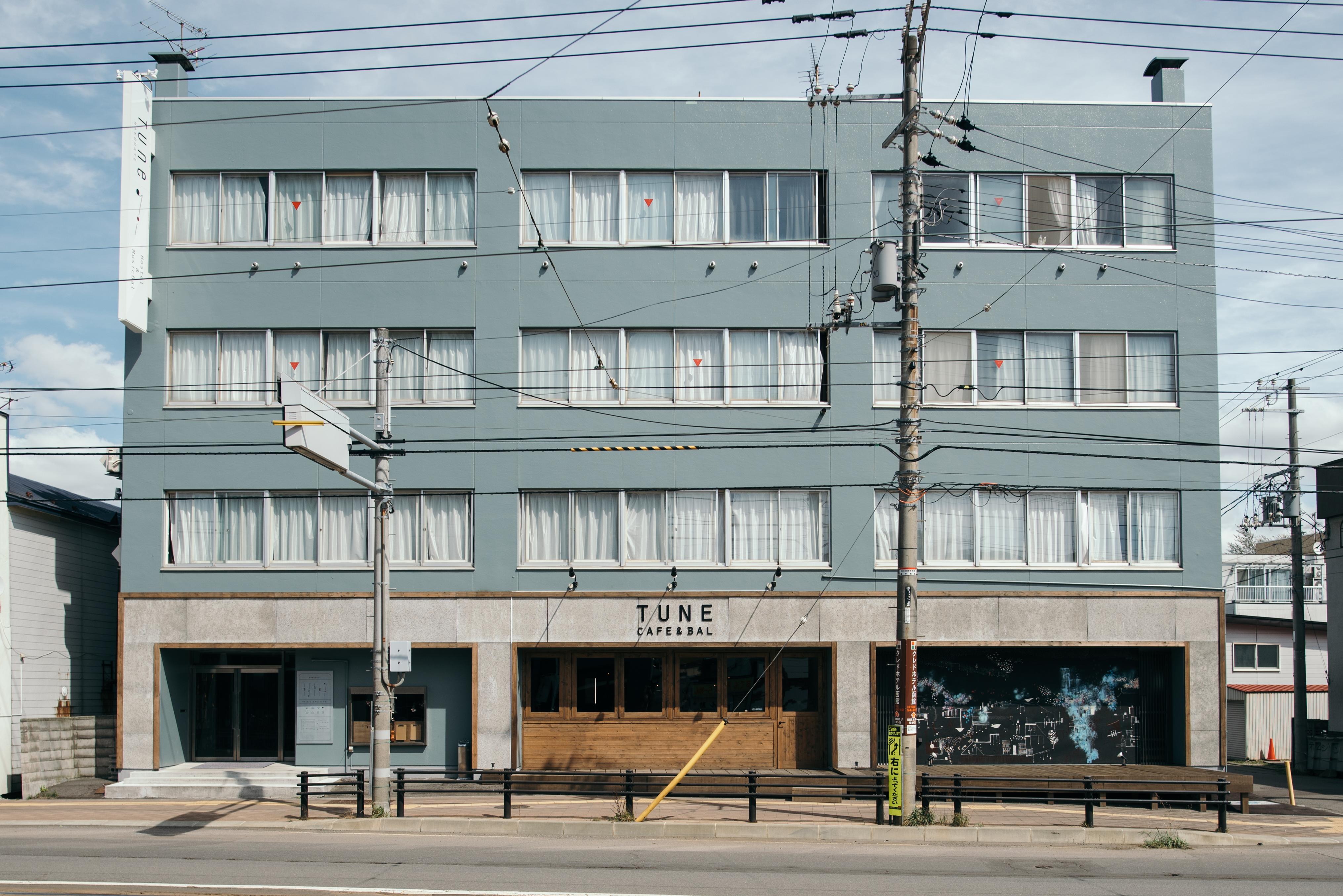 Tune Hakodate Hostel & Musicbal