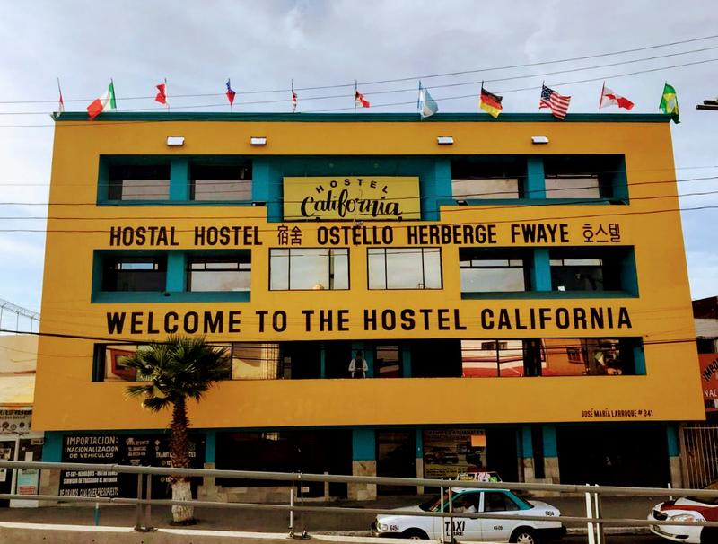 Hostel California