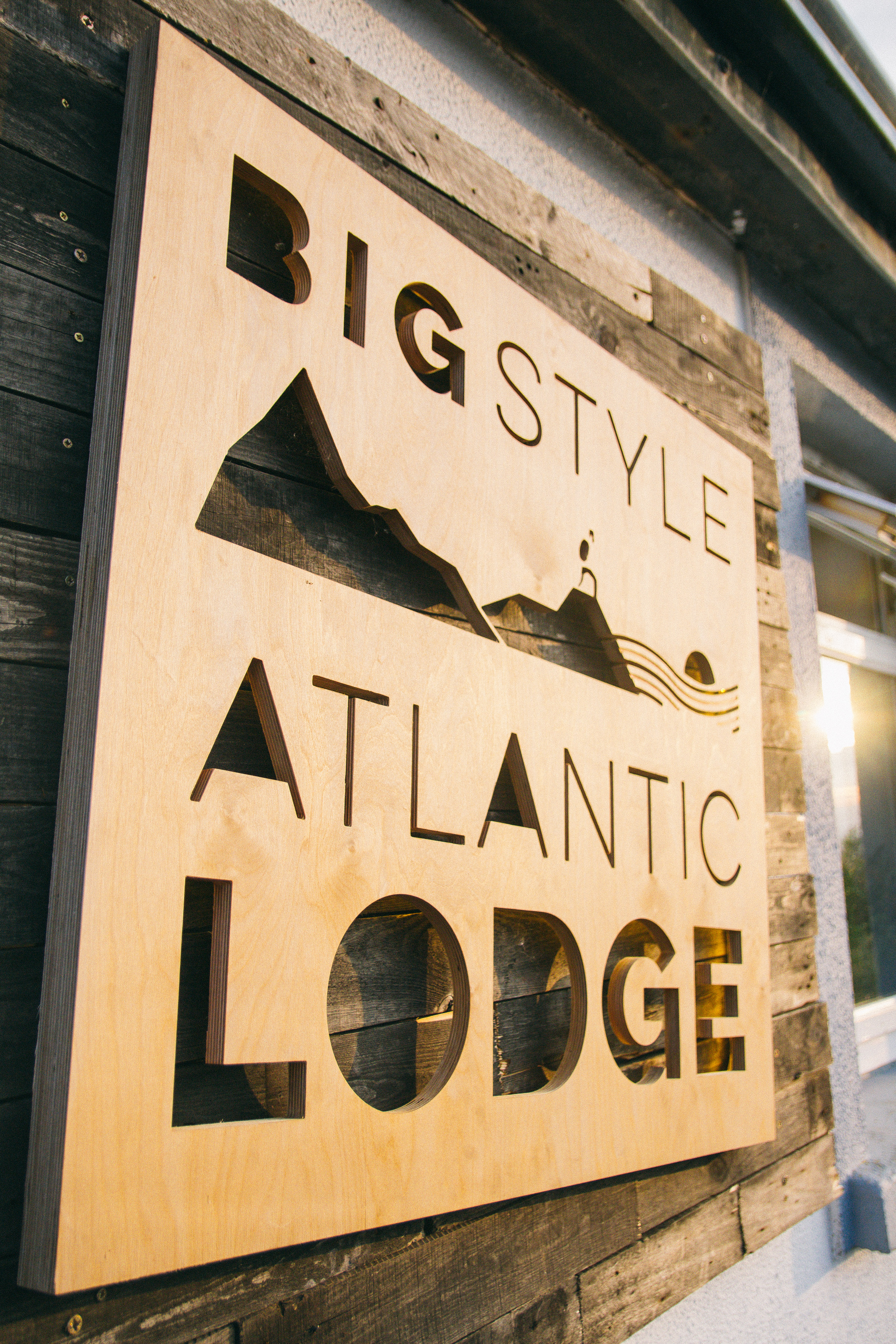 Big Style Atlantic Lodge