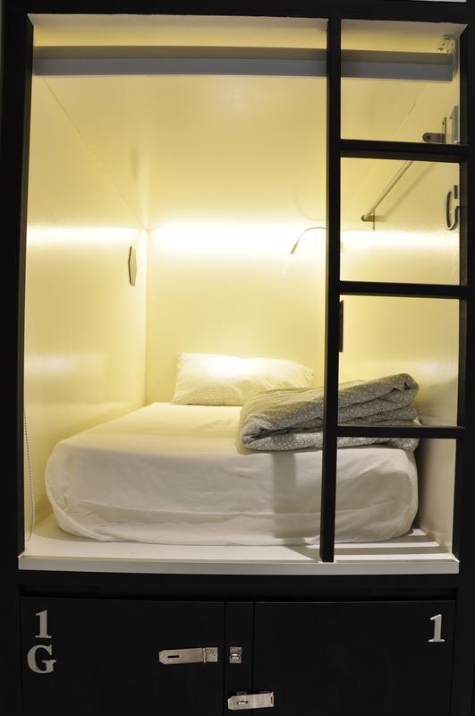 Beary Nice Pod Hostel