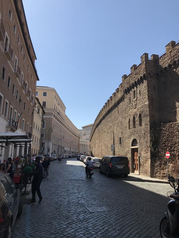Le Finestre sul Vaticano
