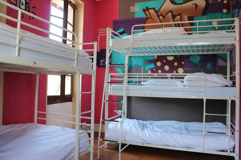 Pink House Hostel