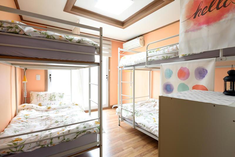 Hongdae The One Hostel