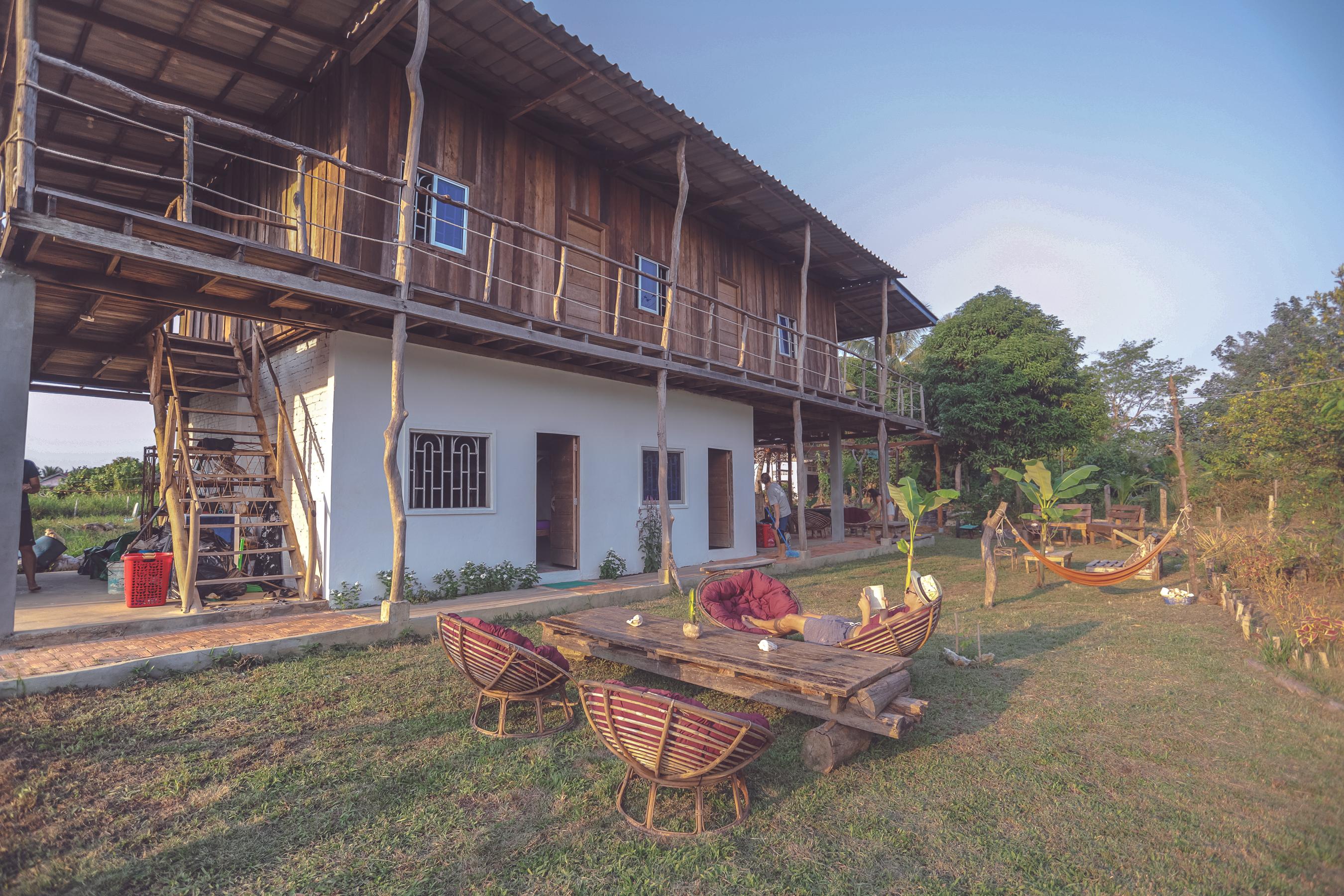 Bonsai Hostel