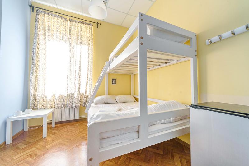 Krovat Hostel Odessa