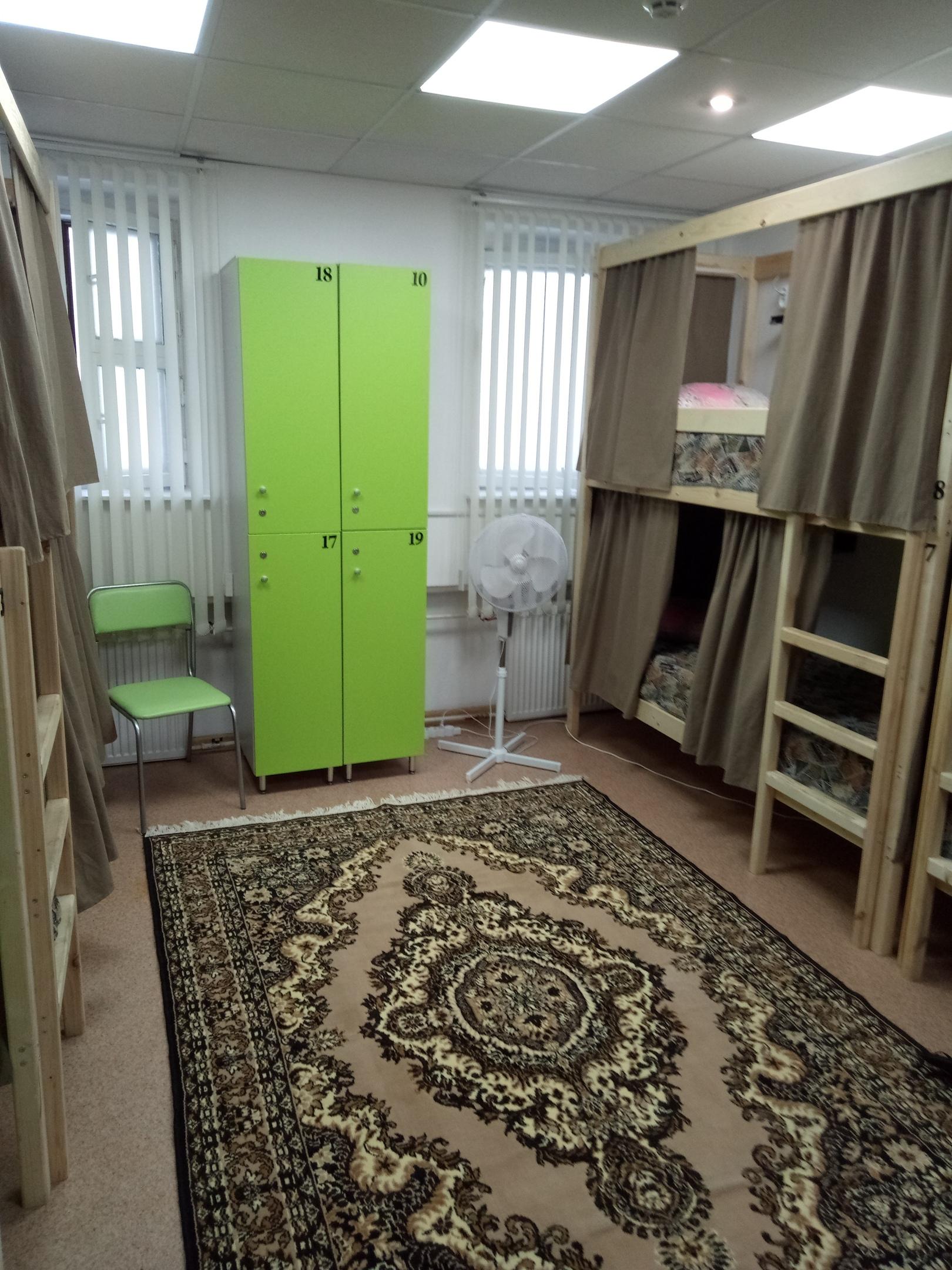 Nice Hostel Kurskaya