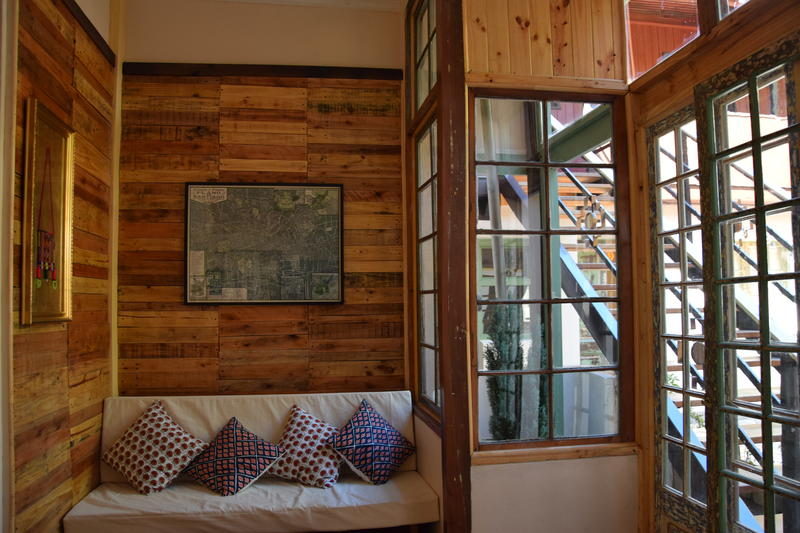 Eco-Hostal Tambo Verde