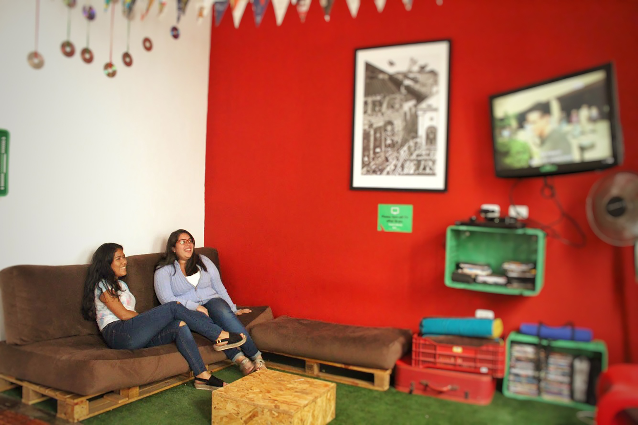 HOSTEL - Red Llama Eco Hostel
