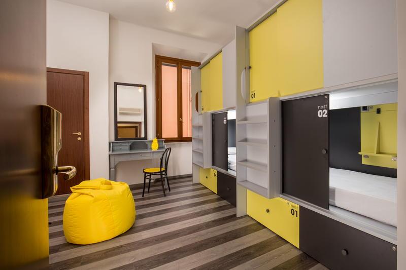 Free Hostels Roma