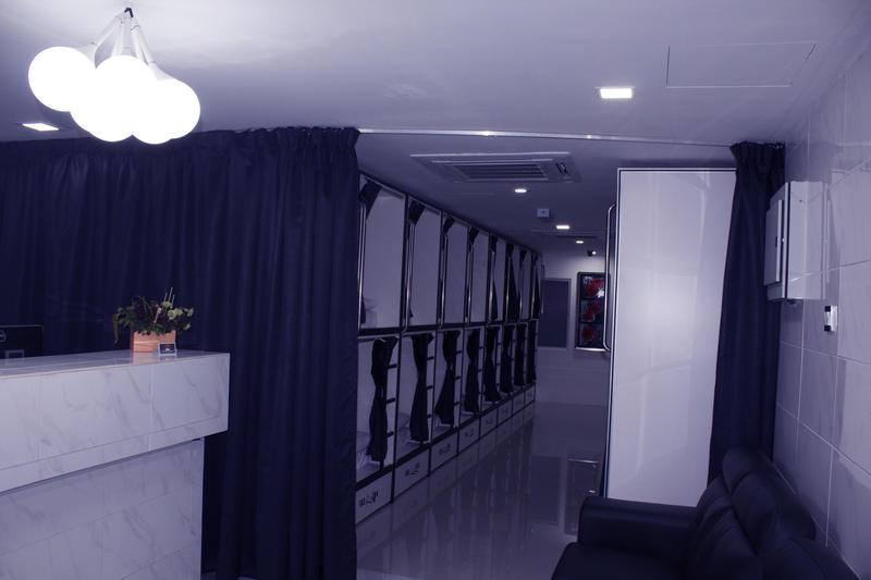 21 Capsule Hotel Bukit Bintang
