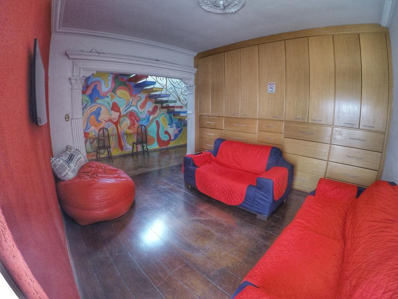 Red Monkey Hostel: Agua Branca