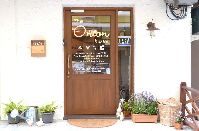 The Onion Hostel