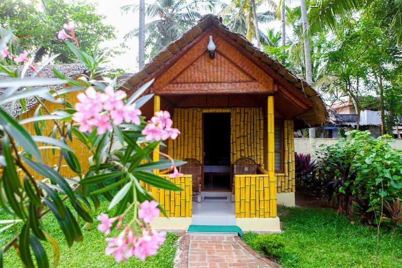 Savithri Inn Bamboo Cottages