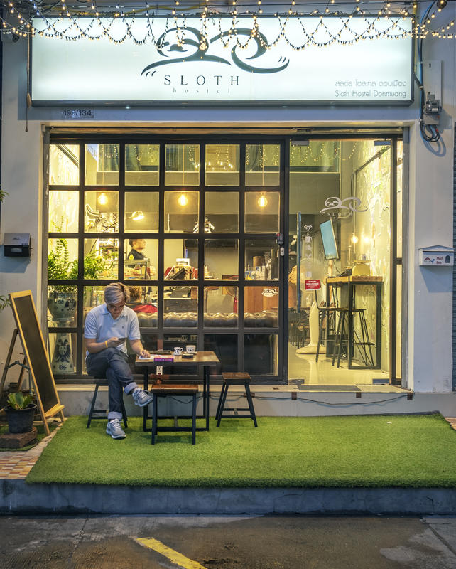 Sloth Hostel DonMueang Airport