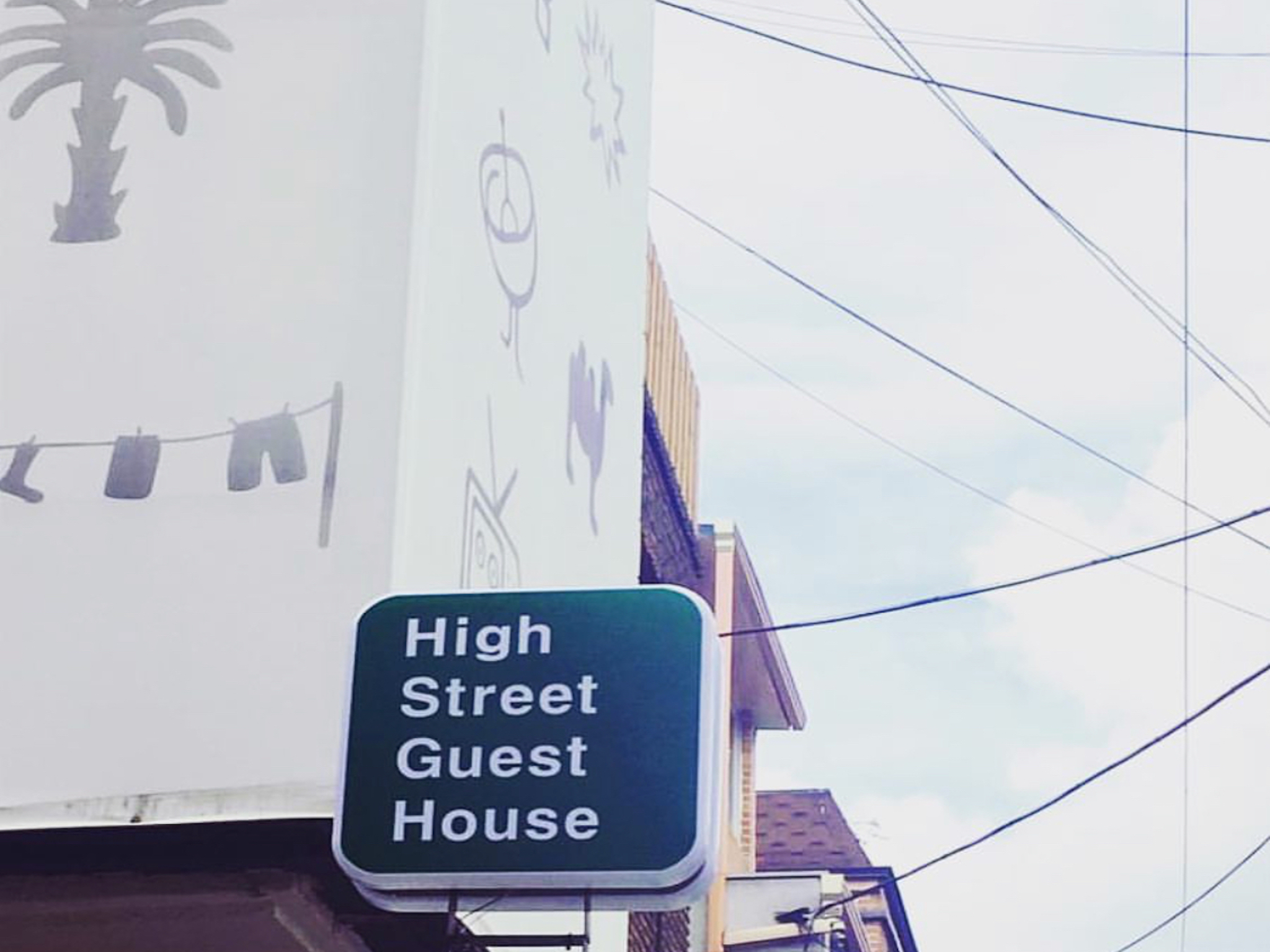 High Street Guest House Hongdae