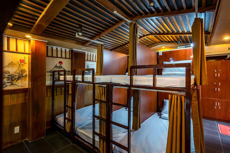 SG Capsule Hostel