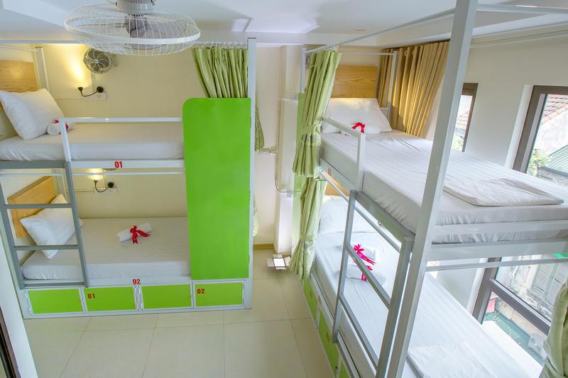 Hanoi Amazing Hostel