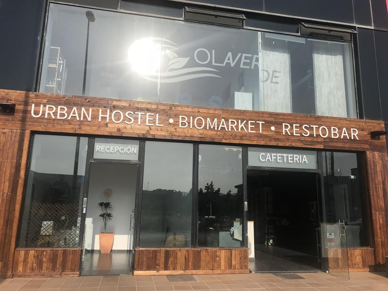 Ola Verde Hostel Tarifa
