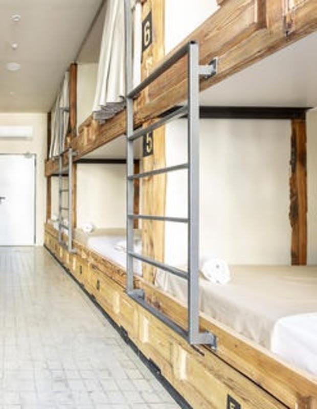 A&B Hostel Principe Pio