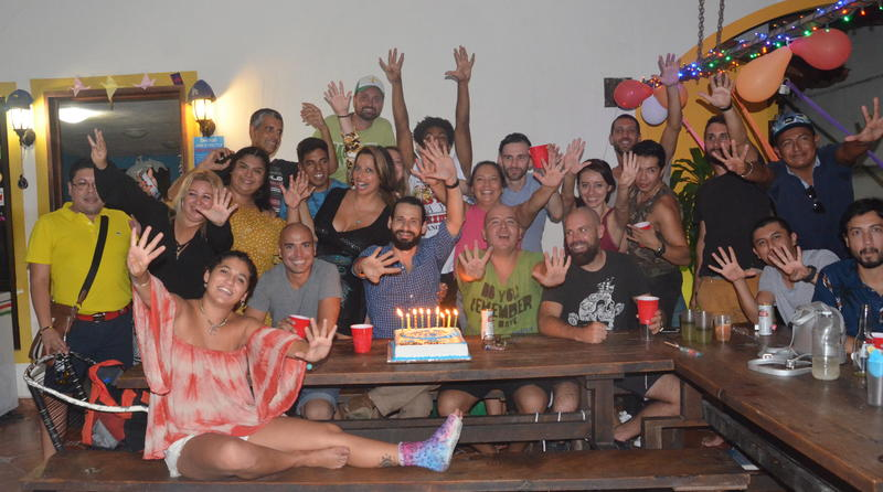 Fiesta Party Hostel Cancun