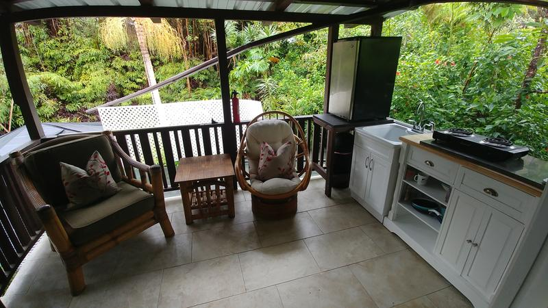 Volcano Rainforest Hostel