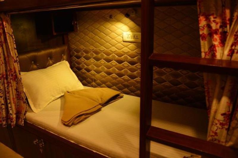 Teepees Dormitory