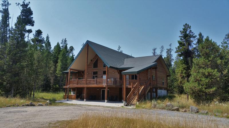 Kilgore Mountain Hideaway near Yellowstone