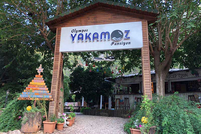 Yakamoz Pension