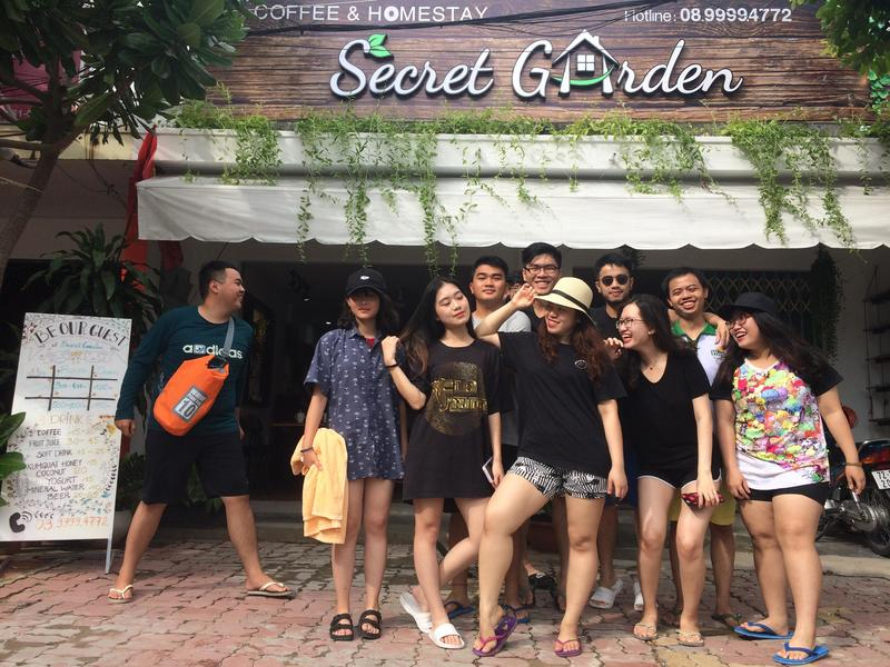 Secret Garden Coffee and Homestay