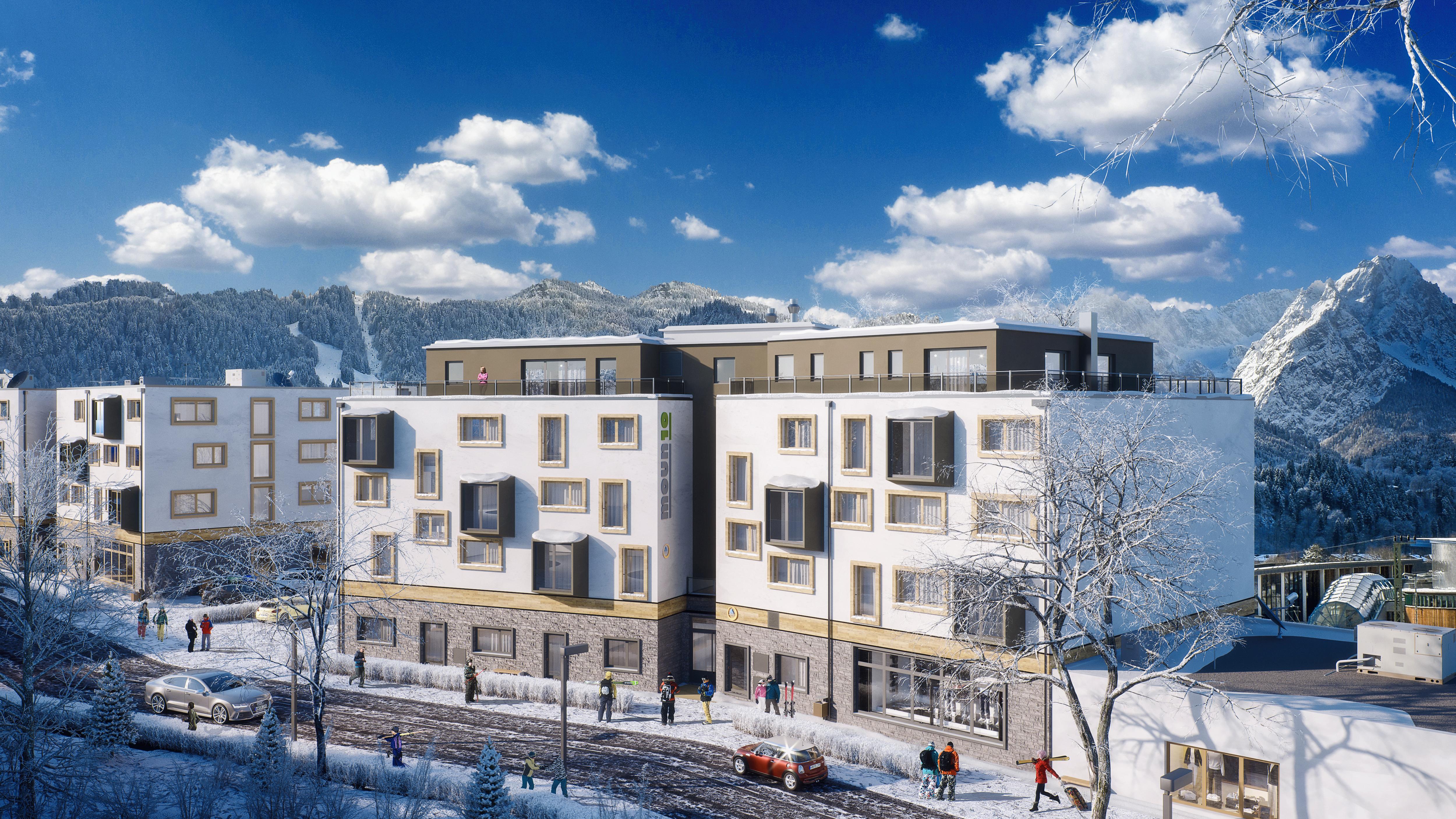 moun10 Jugendherberge Garmisch
