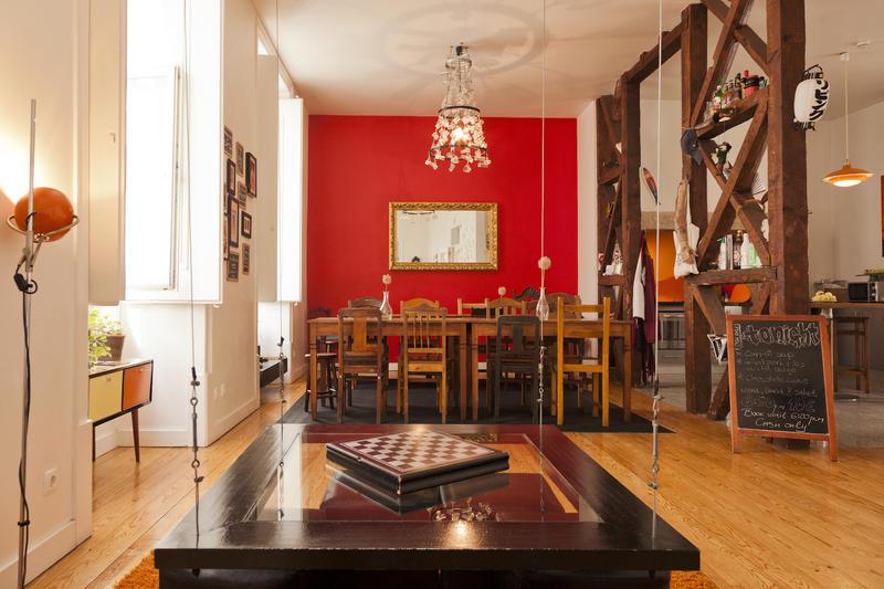 HOSTEL - Living Lounge Hostel