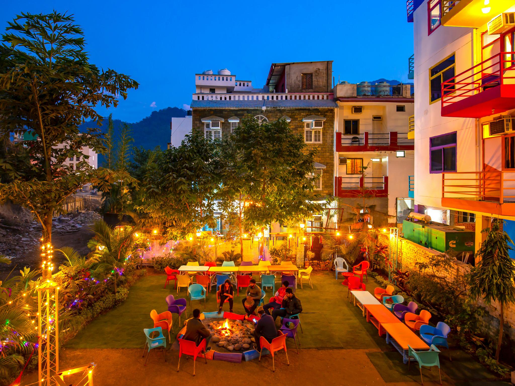 goStops Rishikesh (Stops Hostel Rishikesh)