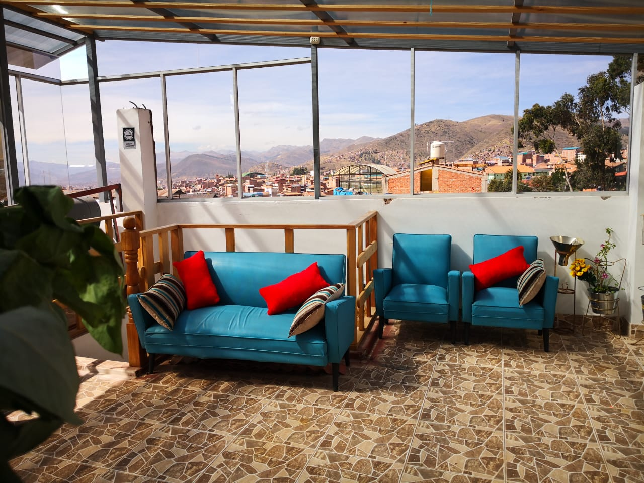 The Andean Rooftop Guesthouse