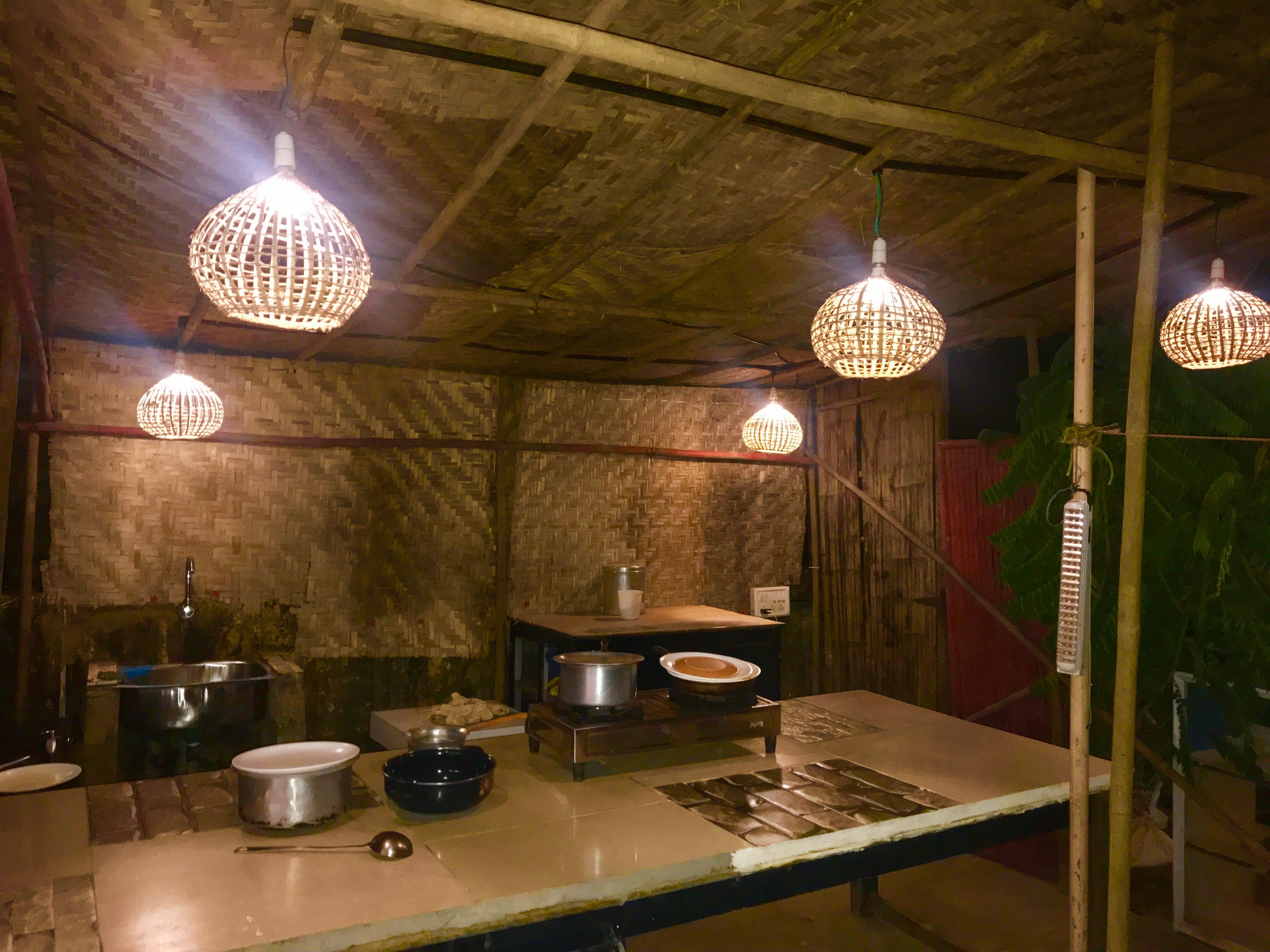 Bricks & Bamboo Hostel