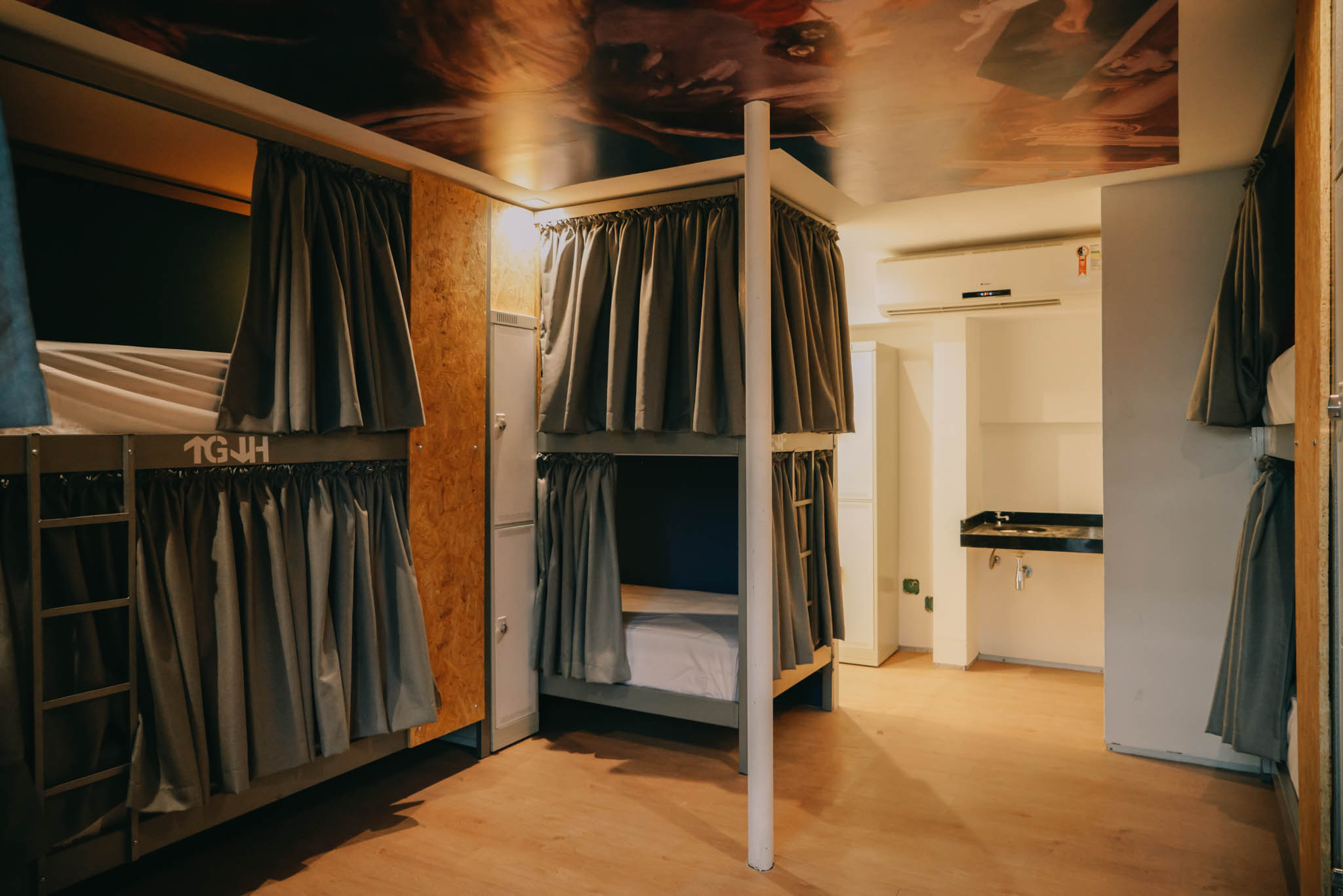 The Container Hostel
