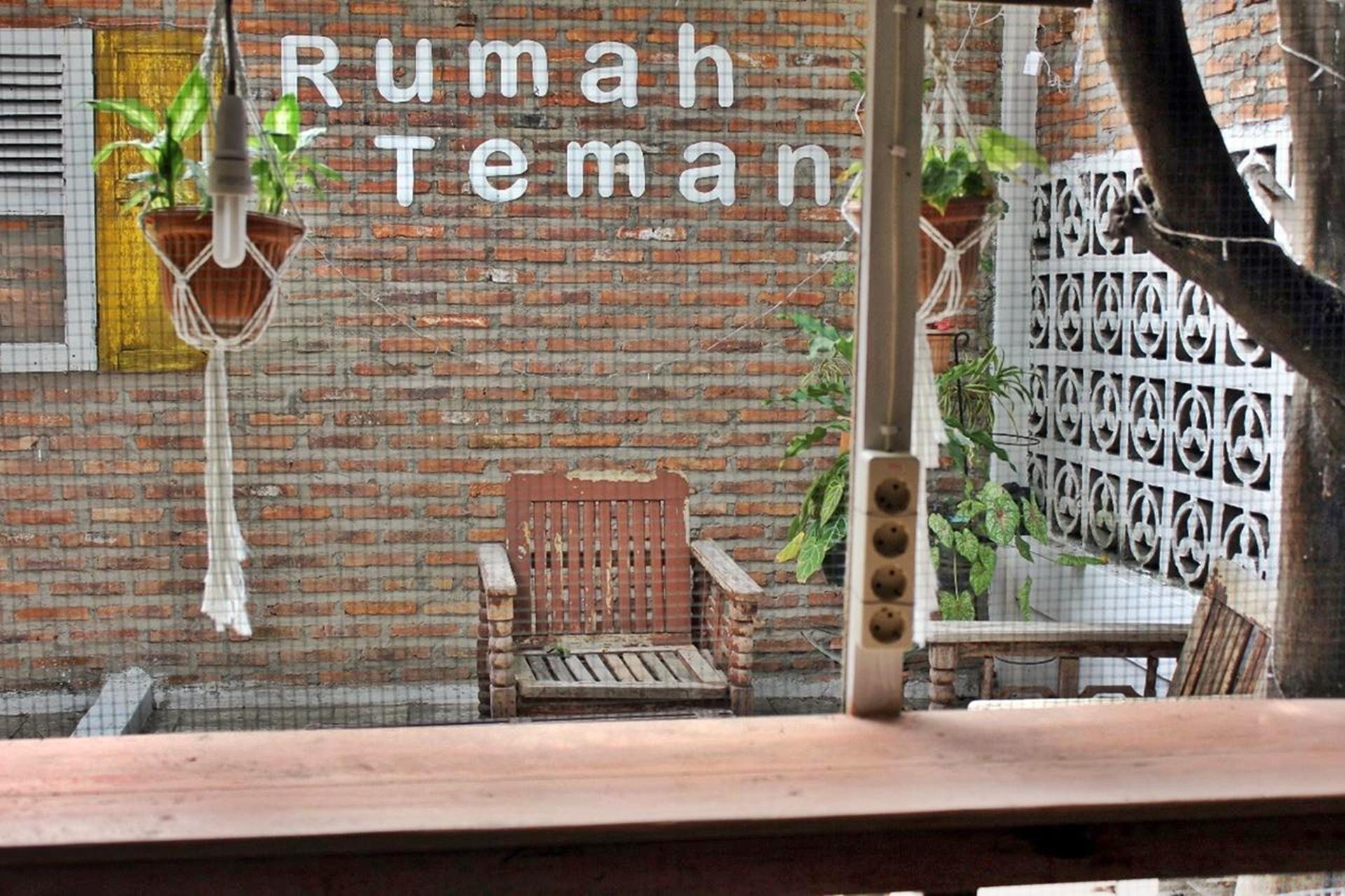 Rumah Teman Hostel & Homestay
